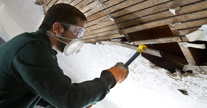 Asbestos Can Be Hiding in Home Building Materials – Know the Danger Signs
