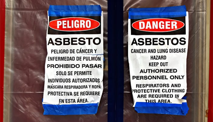EPA Says 'SNUR' Will Toughen Asbestos Oversight, Others Say It Will Only 'Make Asbestos Great Again'