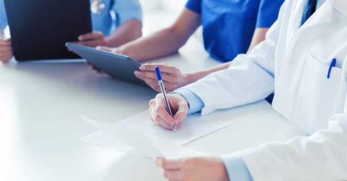 Could Medical Scribes Help Slow the Steep Climb in Medical Errors?