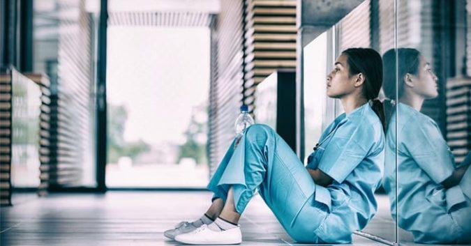 Overburdened Nurses Face Burnout, Raise the Likelihood of Medical Errors